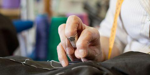 Finger, Nail, Thumb, Artisan,