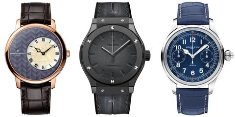 These Watches Take Their Cues From the Clothes You Should Wear With Them