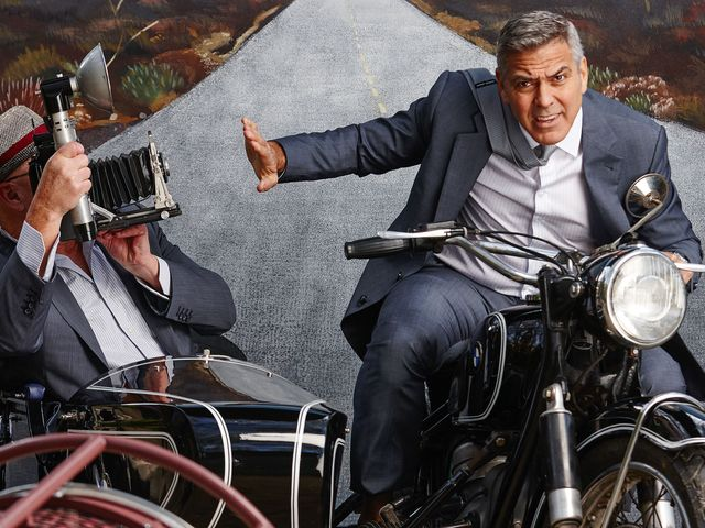 George Clooney's Esquire Exit Interview by David Granger