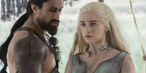 So This Is What Game of Thrones Is Like Without George R.R. Martin