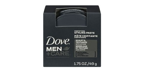 "<p>You just showered—<span class=""redactor-invisible-space"">or, better, didn't, since that surprise endorphin rush inspired an extra set of sit-ups and now you've gotta sprint out the door. <strong></strong>Run <strong>Dove Men+Care's styling paste </strong><span class=""redactor-invisible-space"">($6; <a href=""http://www.amazon.com/Dove-Care-Sculpting-Paste-1-75/dp/B00BOUQTJG"" target=""_blank"">amazon.com</a>) through your hair. It gives you just enough control without adding any more crunch. </span></span></p>"