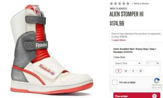 Oh Sh t  Reebok Only Sold a Shoe Made Famous by a Woman in Men s Sizes bbe2946de