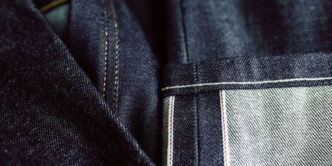 Raw Selvage Jeans Are Supposed to Hurt (at First)
