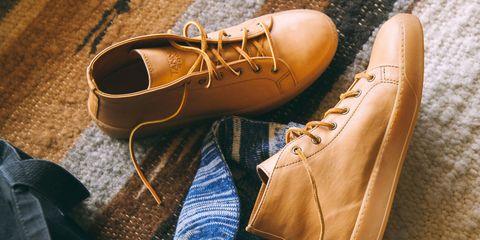 Footwear, Brown, Shoe, Textile, Tan, Denim, Fashion, Leather, Black, Liver,