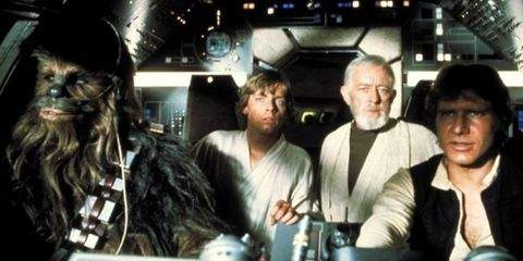 Make Your Monday Slightly Less Crappy with These Vintage Star Wars Bloopers