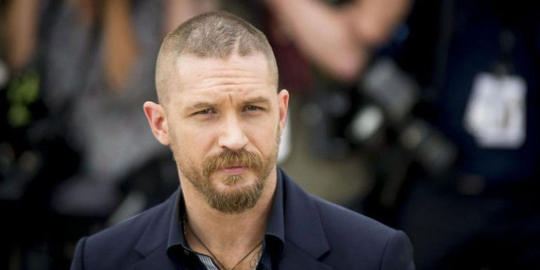 Extremely Nice Guy Tom Hardy Single-Handedly Saved a Bunch Of Puppies