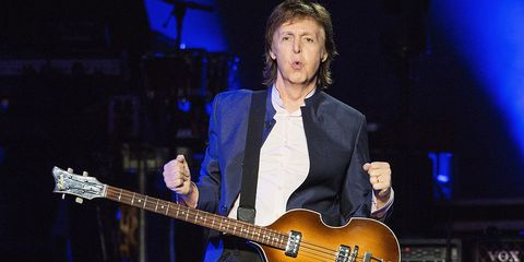 10 Things You Didn't Know About Paul McCartney