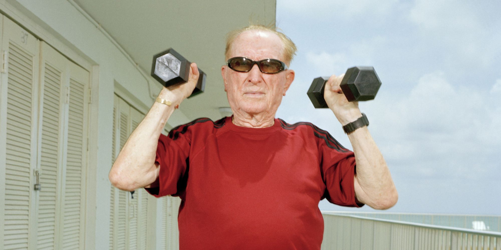 Why You Need to Keep Lifting Weights, Even When You're Old AF