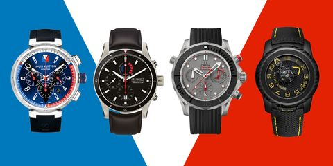 6 Truly Impressive Watches Inspired by the America's Cup