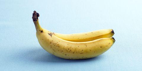 Yellow, Food, Fruit, Natural foods, Cooking plantain, Banana family, Produce, Whole food, Banana, Black,