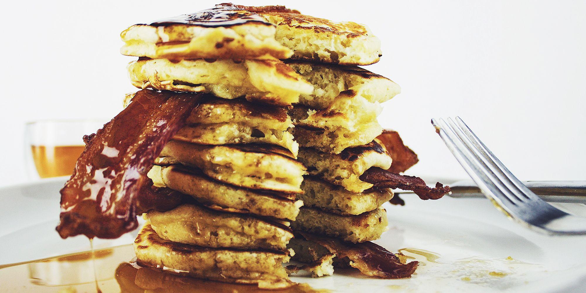 How to Make Perfect Pancakes Best Homemade Pancake Recipe