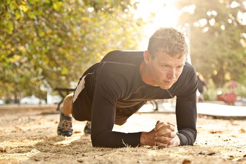 How to Cram a Morning Workout and Breakfast Into 30 Minutes