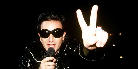 50 Photos of Bono Being Bono-y