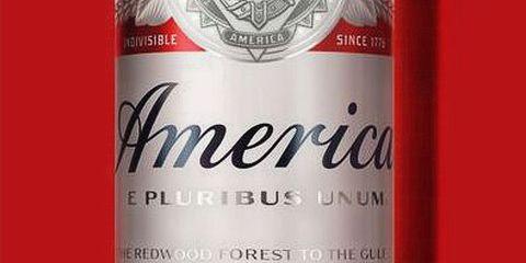 Bottle, Text, White, Drink, Logo, Font, Label, Alcoholic beverage, Metal, Brand,