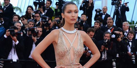 The 13 Sexiest Looks From This Year's Cannes Film Festival