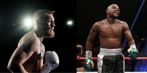 Floyd Mayweather Is Insisting the Fight Against Conor McGregor Will Happen