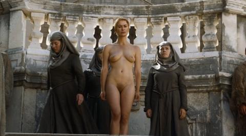 Naked game og throne 5
