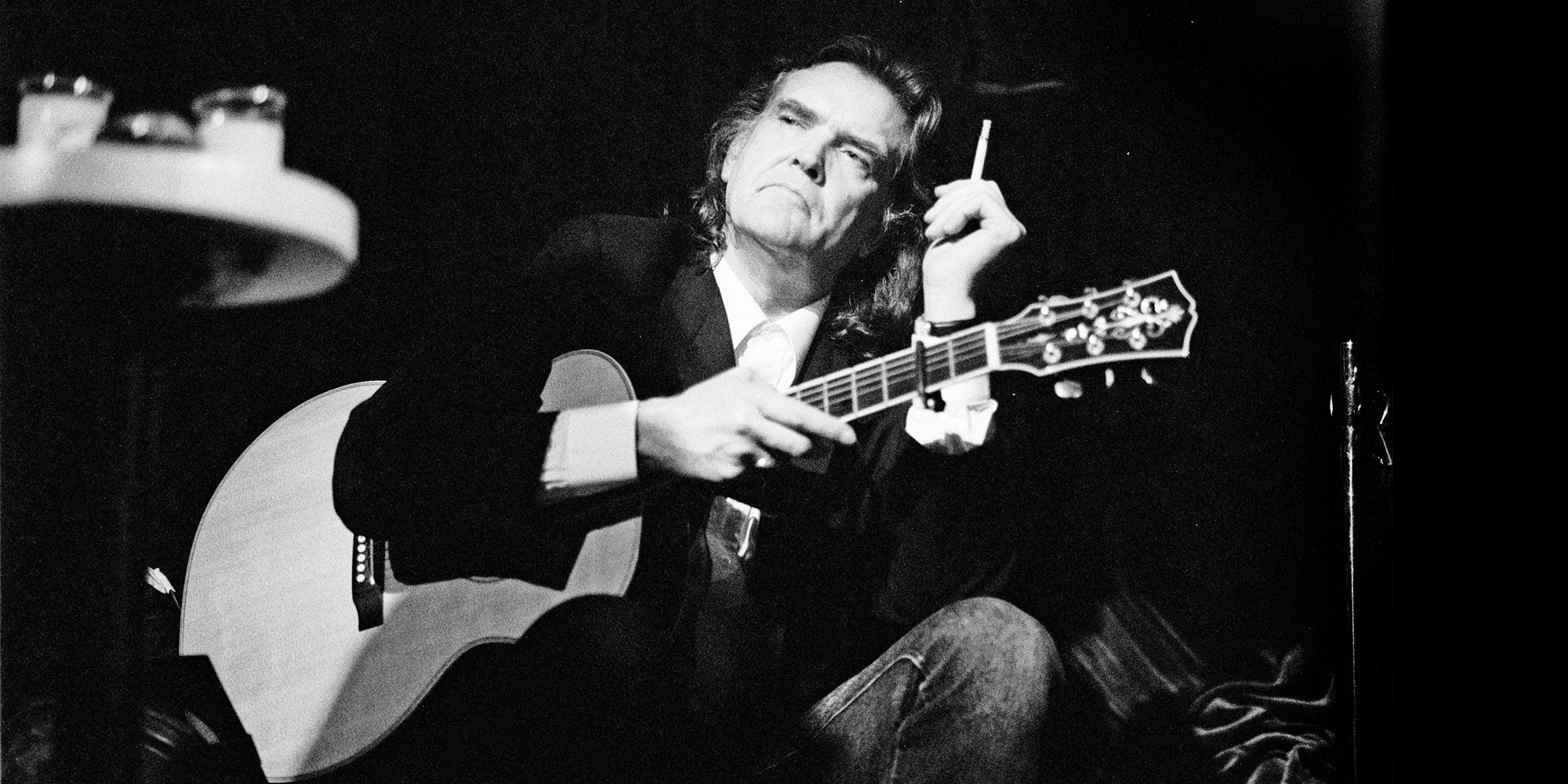 Rip Guy Clark Who Was There For Me When My Father Slipped Away