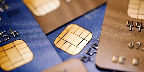 This Is Why You Shouldn't Swipe Your Chip Credit Card