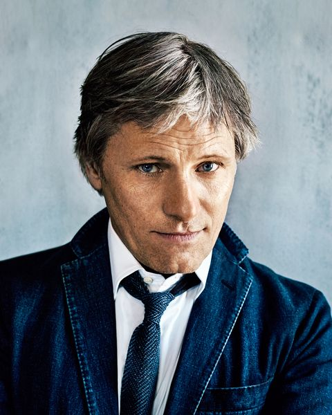 Why Viggo Mortensen Is Off the Grid