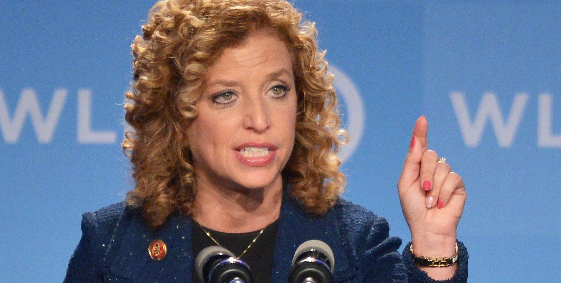 Will Debbie Wasserman Schultz Even Make It to the Convention?