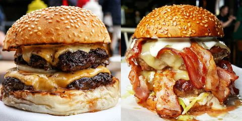 Food, Cuisine, Ingredient, Finger food, Dish, Baked goods, Fast food, Bun, Breakfast, Sandwich,