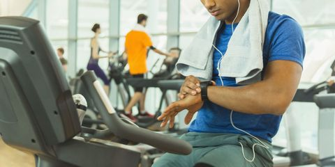 Arm, Human body, Exercise machine, Elbow, Exercise equipment, Wrist, Comfort, Treadmill, Service, Gym,