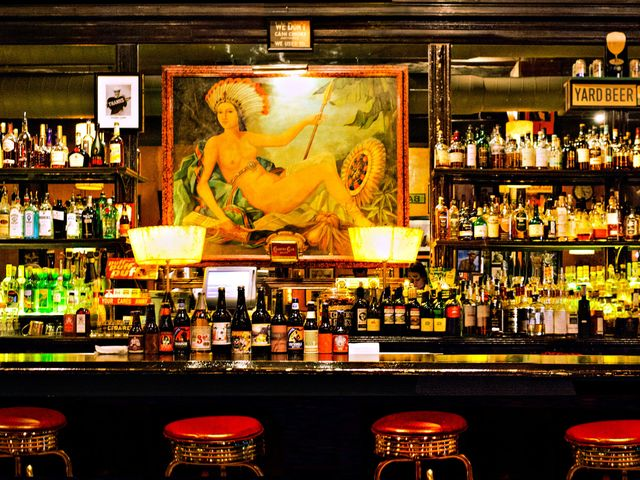 Superb 18 Best Bars In America 2016 Where To Drink In The U S A Evergreenethics Interior Chair Design Evergreenethicsorg
