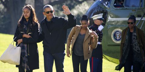 Here's Where the Obamas Will Live After the White House