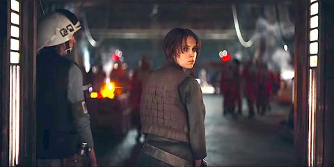 Here's Why Disney Ordered Reshoots of Rogue One: A Star Wars Story
