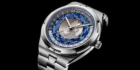 This Watch Will Solve All Your Jet-Setting Time Zone Woes