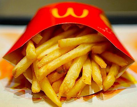 The Newest McDonald's Location Only Serves Fries