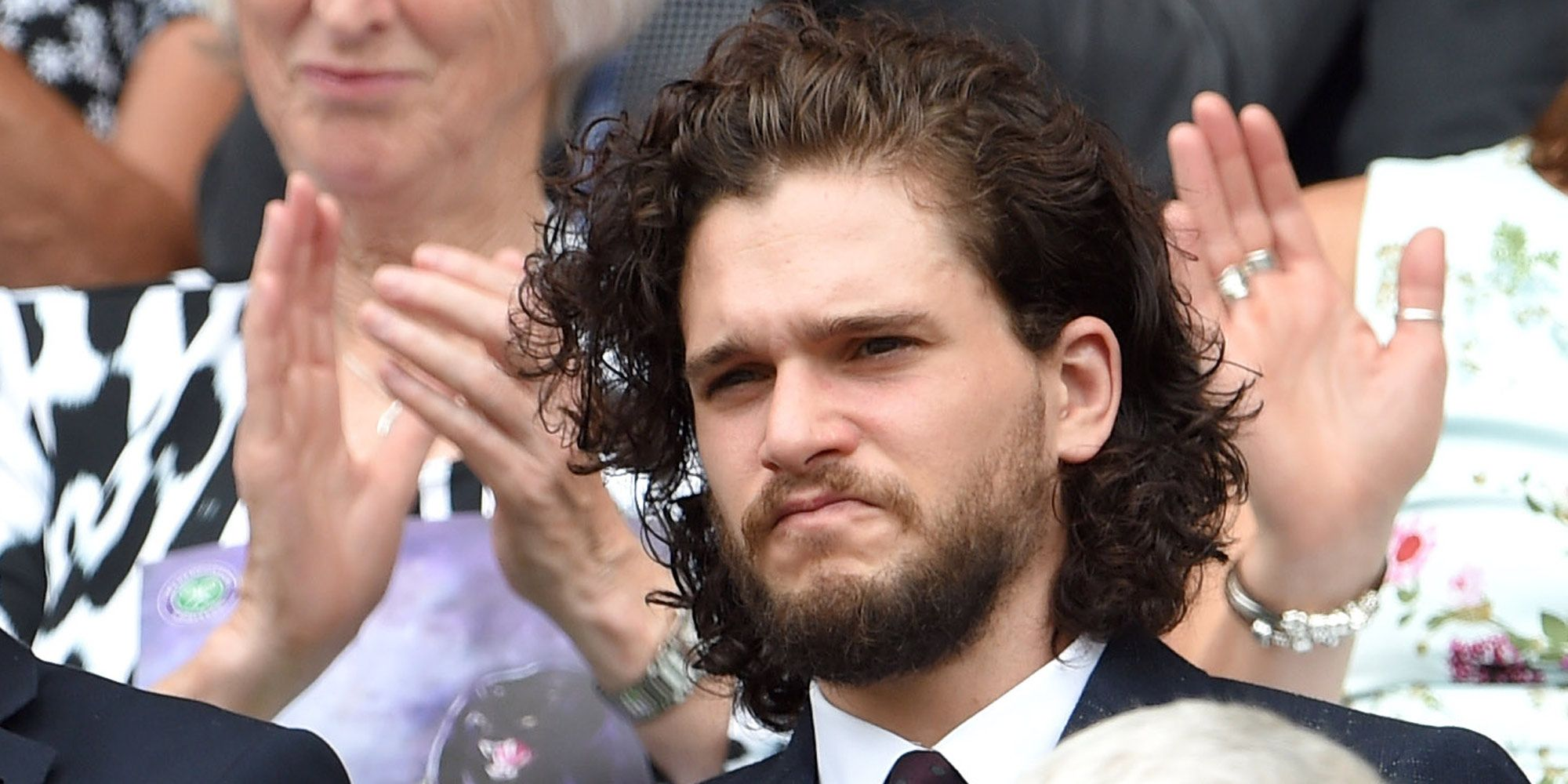 Kit Haringtons Beard Heres Why Jon Snow Actor Kit Harington