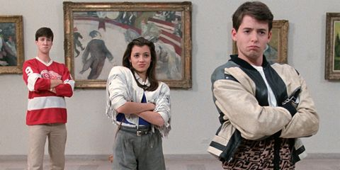 Ferris Bueller Took This Day Off 31 Years Ago