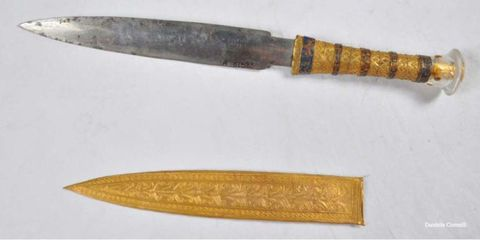 So, King Tut Had a Knife From Outer Space