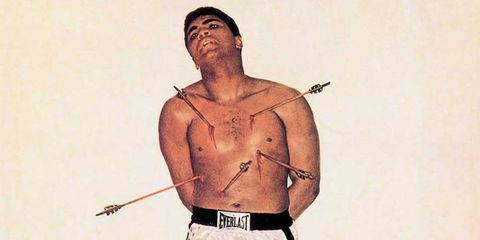 Passion of Muhammad Ali
