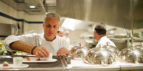 Celebrity Chef Eric Ripert Explains How to Cook With Passion