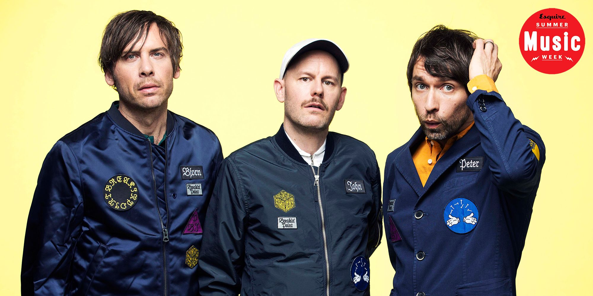 Peter bjorn and john breakin point