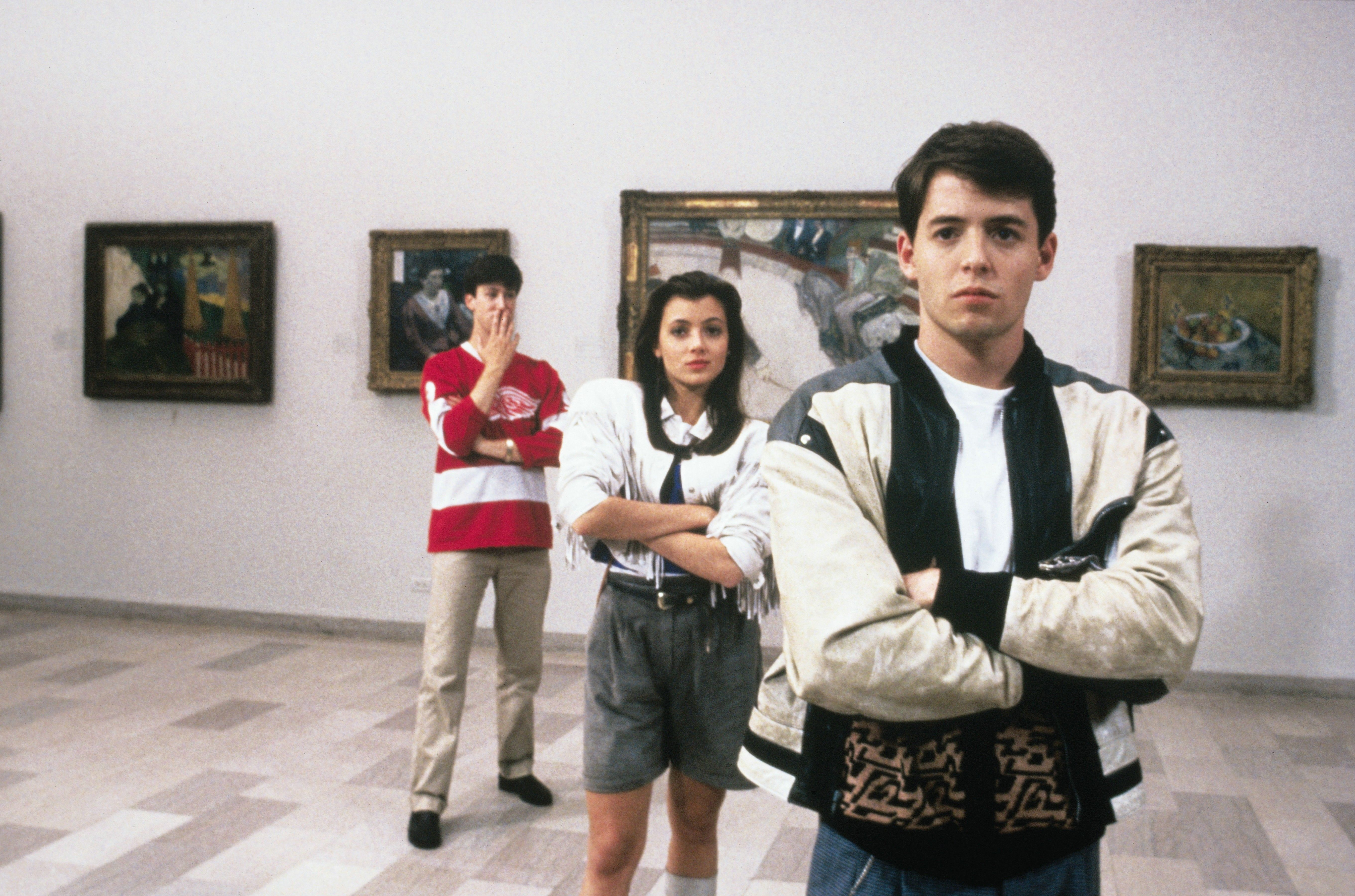 Here s What the Cast of Ferris Bueller s Day Off Looks Like 31 Years Later f0f3d3a84