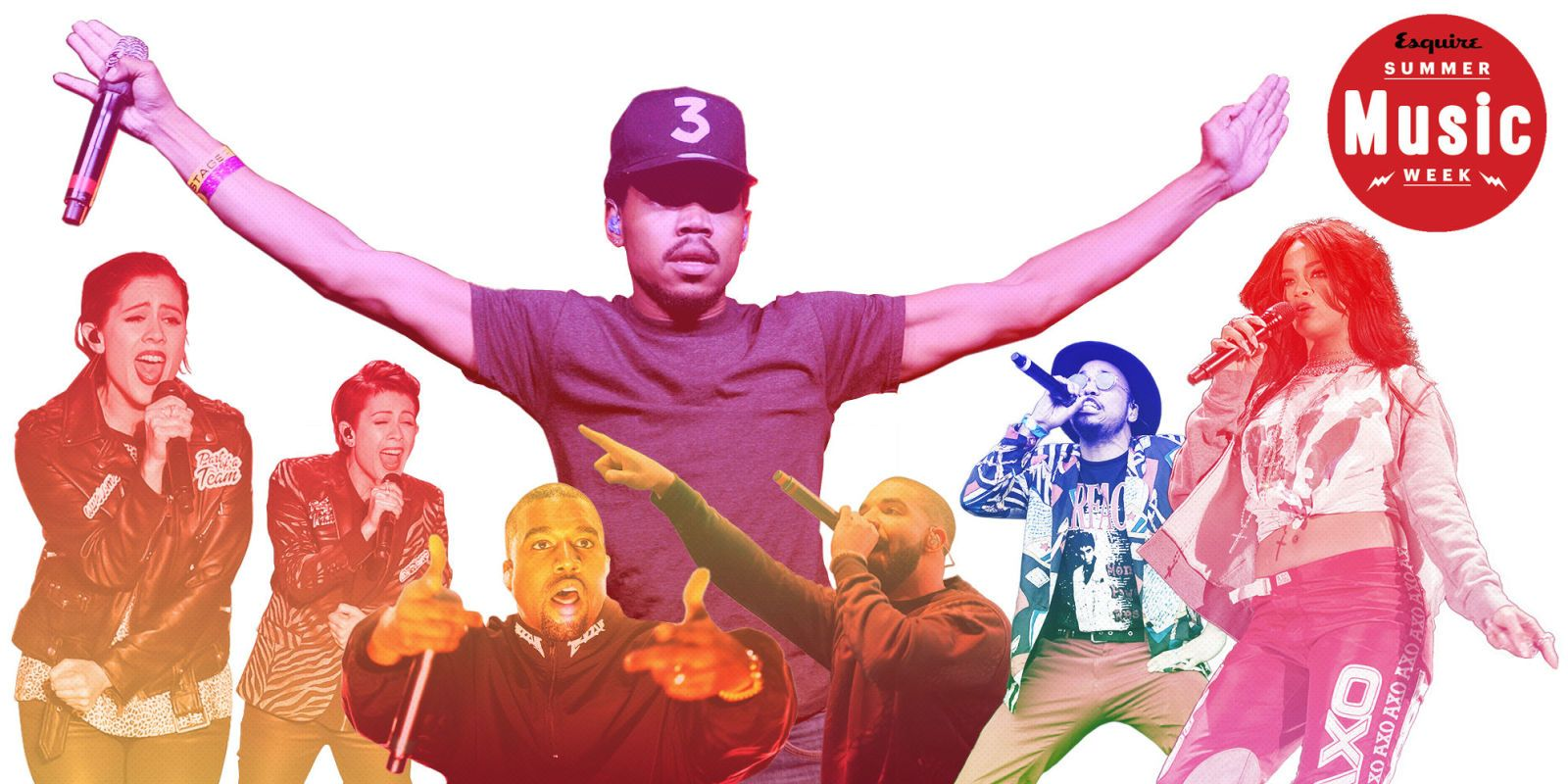 Here They Are: The 20 Songs You'll Be Listening to All Summer
