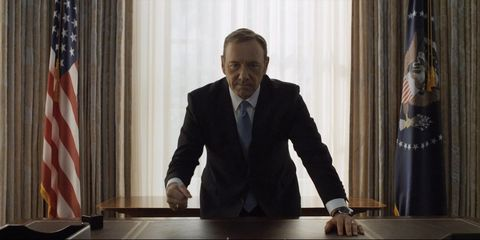 House of Cards Is Actually Not the Most Binge-Watched Show on Netflix