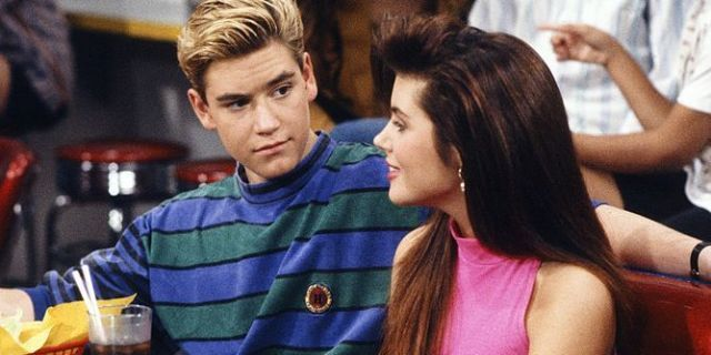 Saved by the bell when did zack and kelly start dating