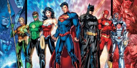 The Title of the New Justice League Movie Is Exactly What You Think It Is
