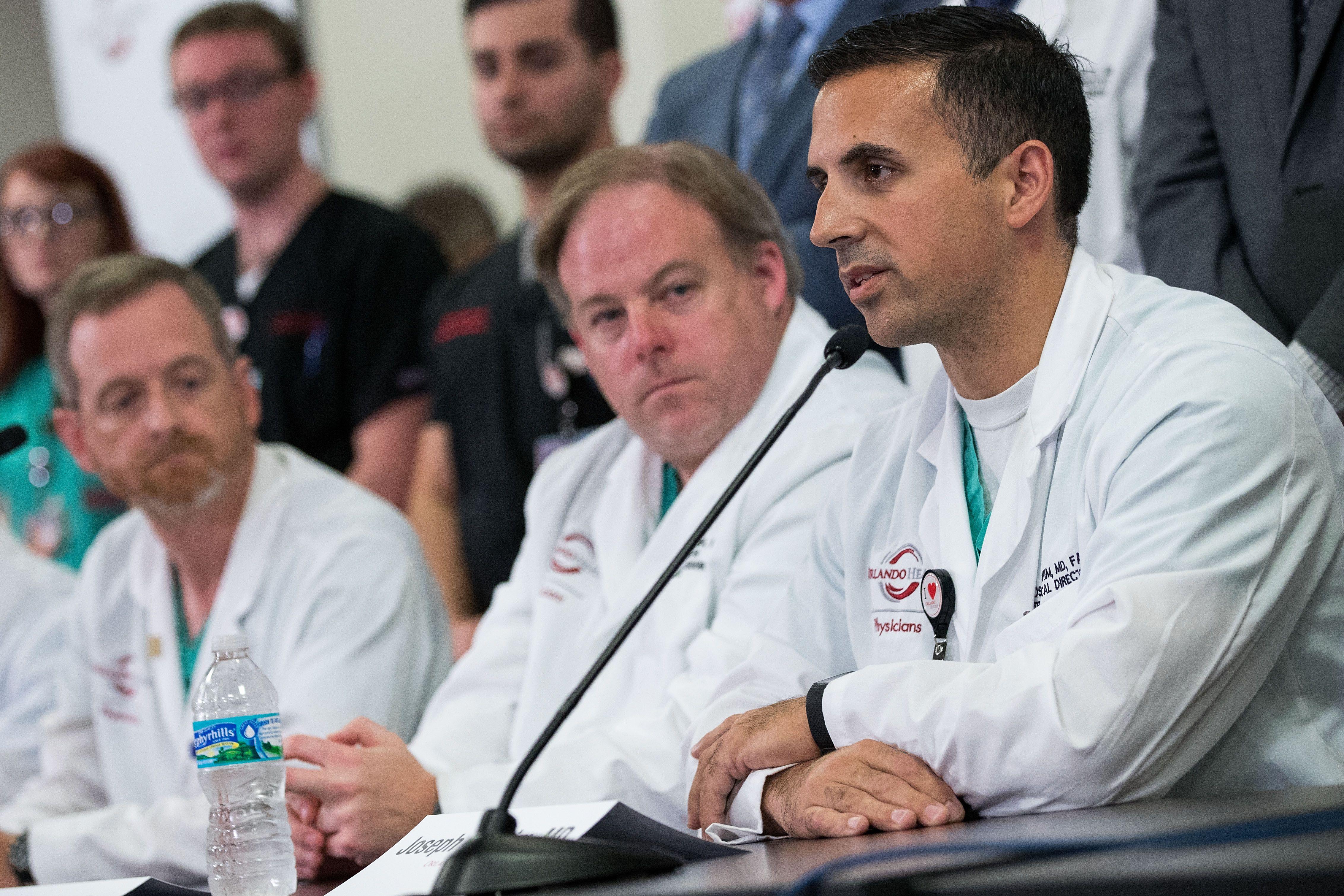 A Trauma Surgeon Recalls the Night of the Orlando Massacre