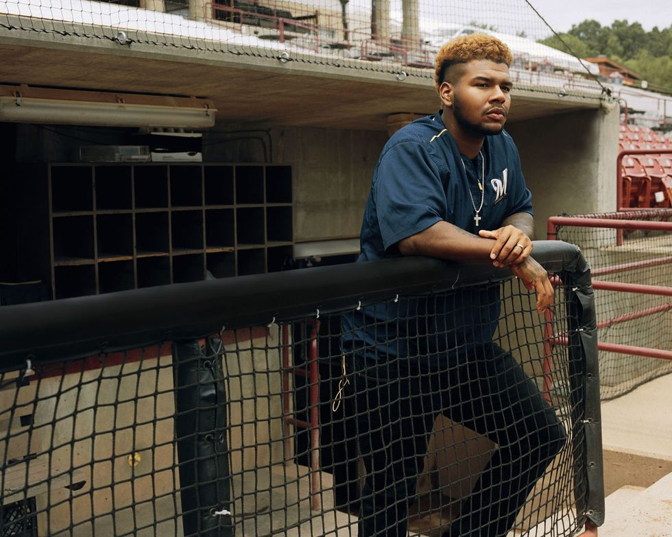 Meet the First Openly Gay Professional Baseball Player