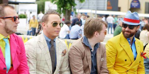 Eyewear, Glasses, Vision care, Coat, Dress shirt, Shirt, Outerwear, Sunglasses, Collar, Suit,