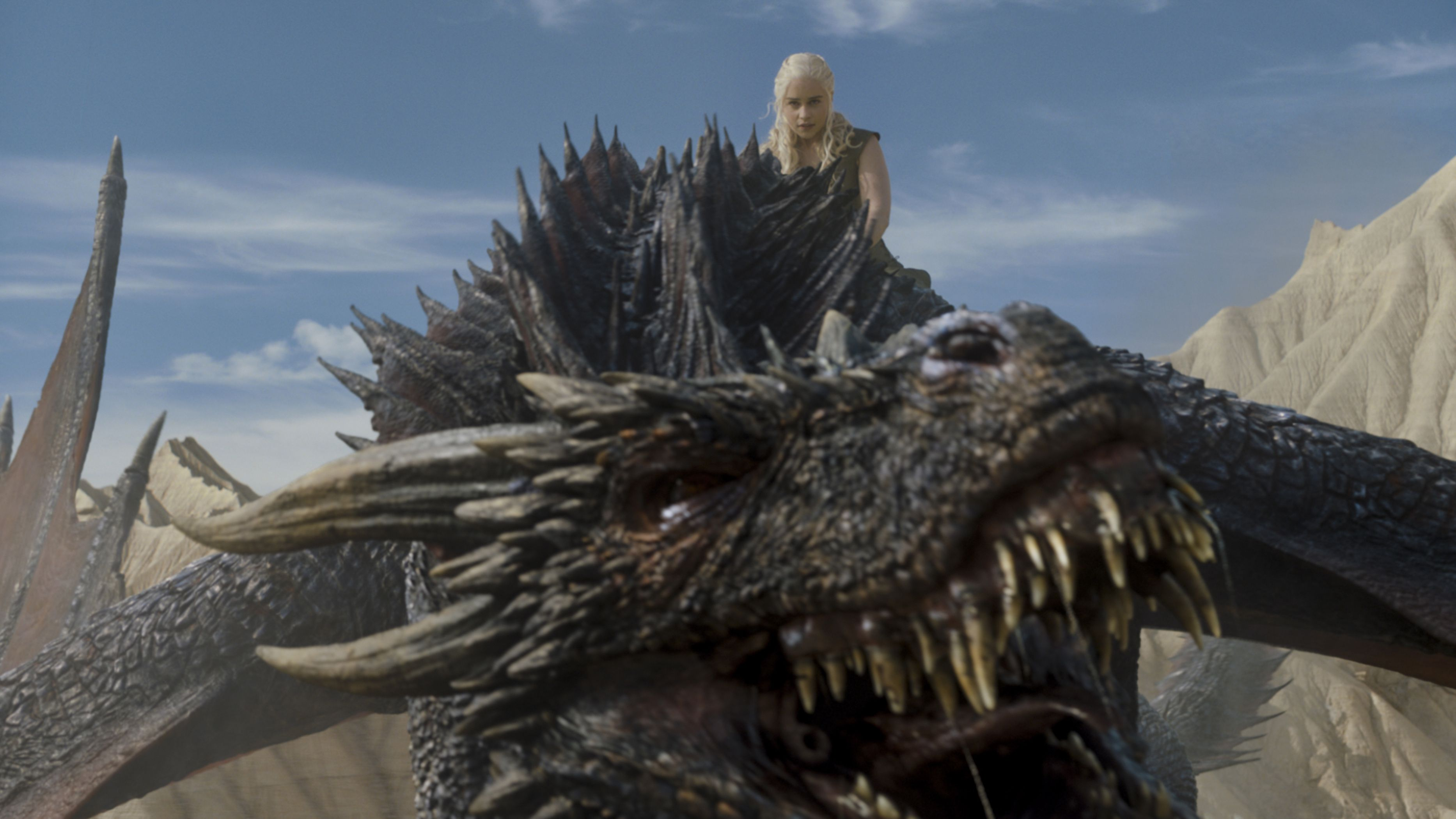 The Second Game of Thrones Prequel Series Will Have All the Dragons Fans Crave