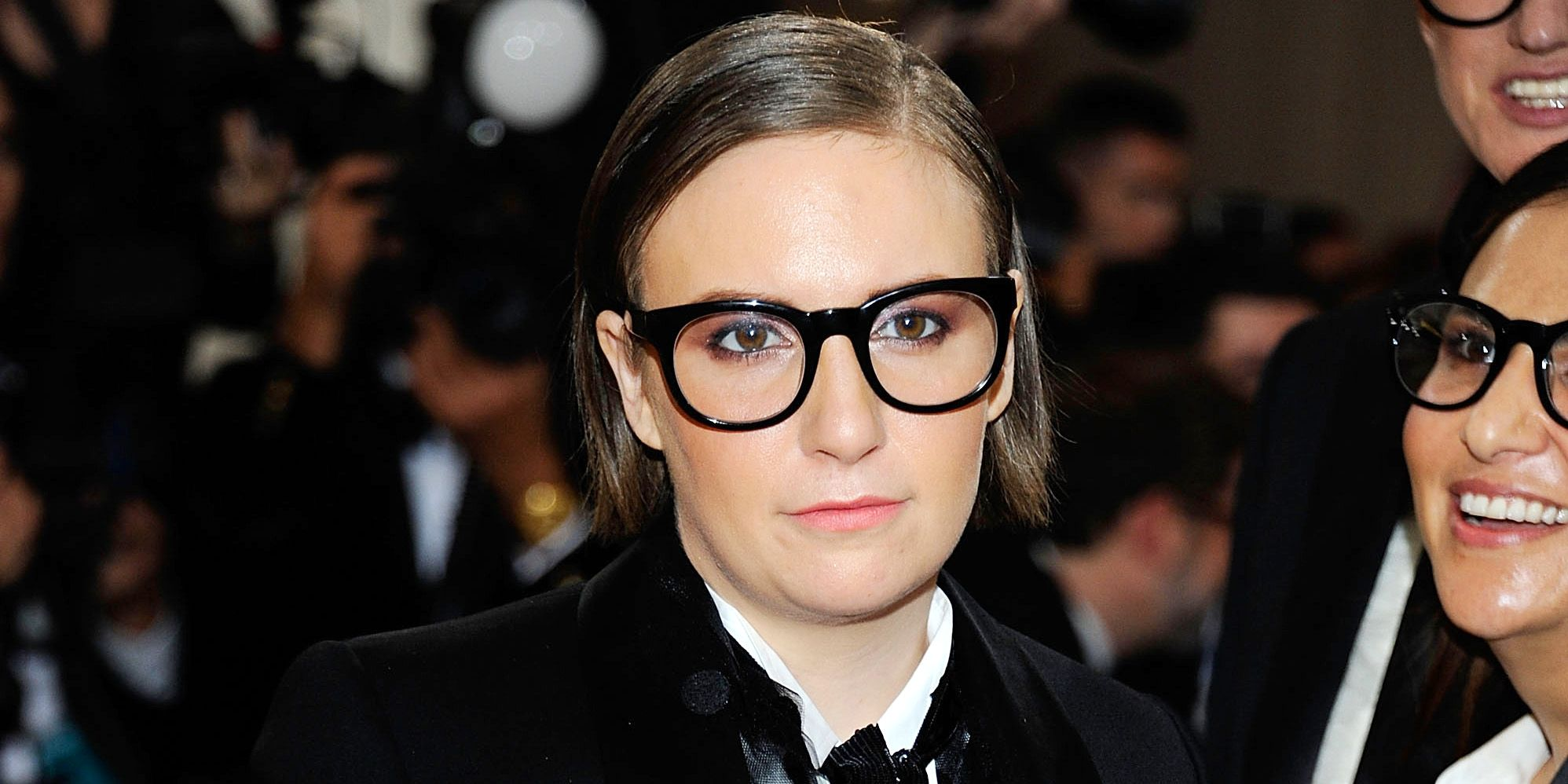 Lena Dunham Has More Than a Few Problems with Kanye's 'Famous' Video