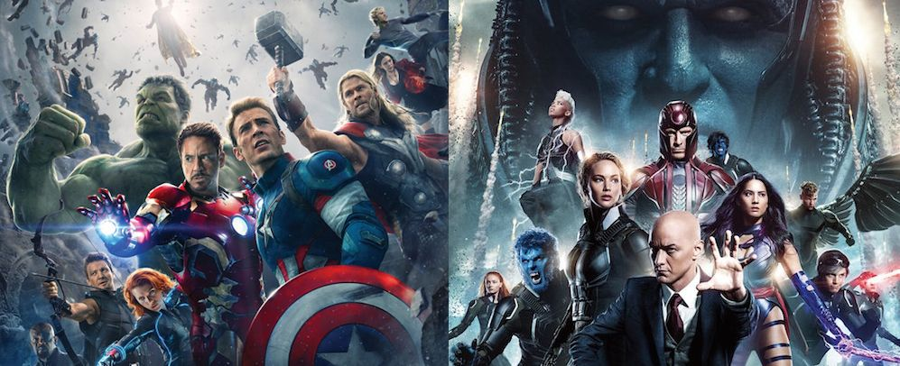 F*ck it. Let's Just Put All the Superheroes Into One Movie