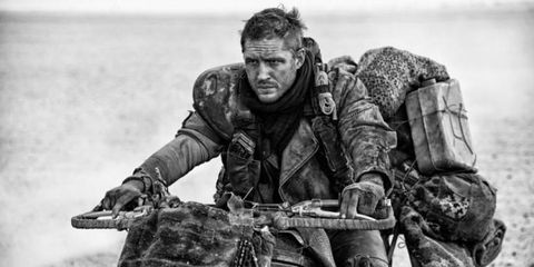 you can now stream the black and white version of mad max fury road